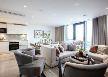 Thumbnail 4 bed flat for sale in City North, London