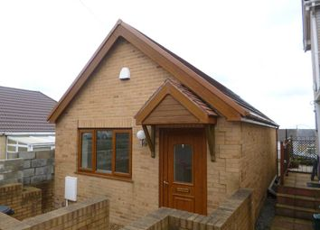 Thumbnail 2 bed bungalow to rent in Bryn Street, Brynhyfryd, Swansea