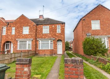 Thumbnail 3 bedroom end terrace house to rent in Warden Road, Radford, Coventry