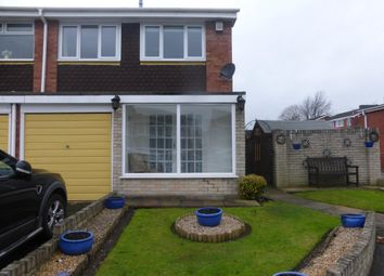 Thumbnail 3 bed semi-detached house to rent in Brookside, Great Barr, Birmingham