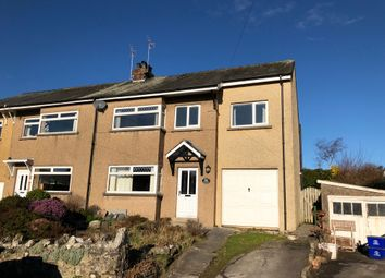Thumbnail 4 bed semi-detached house for sale in Church Fields Avenue, Ulverston