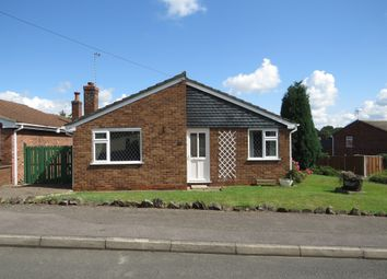Thumbnail 3 bed detached bungalow for sale in Hastings Close, Breedon-On-The-Hill, Derby