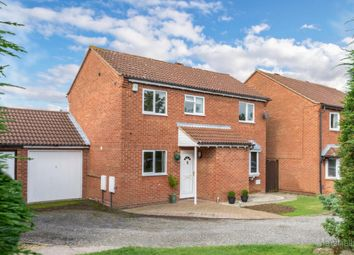 Thumbnail 3 bed detached house for sale in Attingham Hill, Great Holm