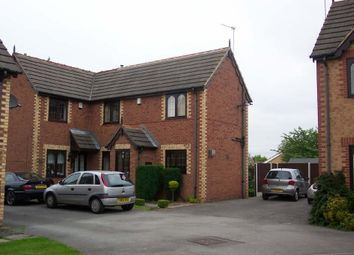 Thumbnail 2 bed town house to rent in Far Field Close, Edenthorpe, Doncaster