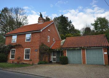 Thumbnail 4 bedroom detached house for sale in School Road, Coddenham, Ipswich