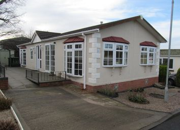 Thumbnail 2 bed mobile/park home for sale in Highley Park (Ref 5522), Highley, Brignorth, Shropshire