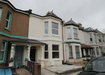 Thumbnail 3 bed property to rent in St Georges Terrace, Stoke, Plymouth