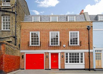 Thumbnail 4 bed mews house to rent in Devonshire Mews South, London