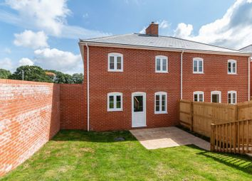 Thumbnail 3 bed semi-detached house for sale in Oaklands Avenue, Chard