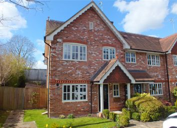 Thumbnail Mews house for sale in Oakwood Court, Hartley Wintney, Hook, Hampshire