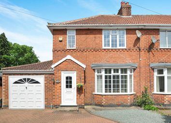 Thumbnail 4 bedroom semi-detached house for sale in North Lane, Haxby, York