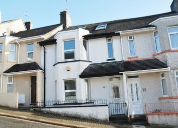 Thumbnail 4 bed terraced house to rent in Warleigh Avenue, Keyham, Plymouth