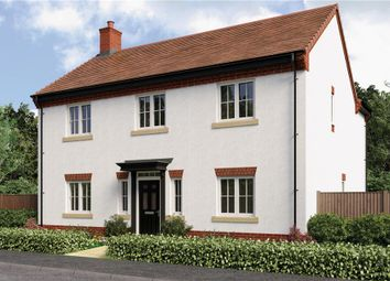 "Thumbnail 4 bed detached house for sale in ""Harper"" at Burton Road, Streethay, Lichfield"