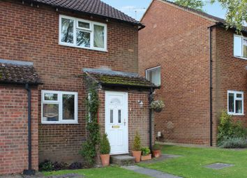 Thumbnail 2 bed semi-detached house for sale in Lambourn Place, Lambourn, Hungerford