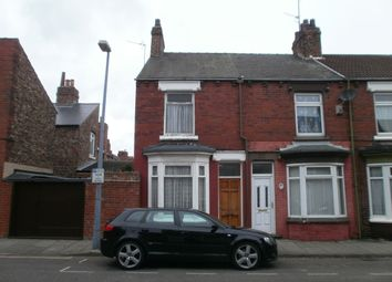 Thumbnail 2 bed terraced house for sale in Harewood Street, Middlesbrough