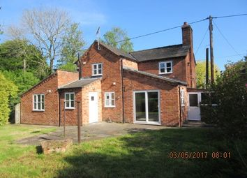 Thumbnail 3 bed detached house to rent in Hindford, Whittington, Oswestry