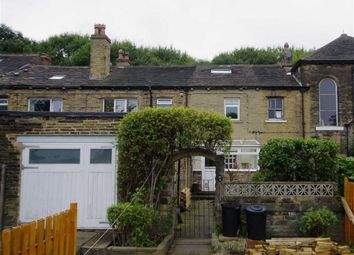 Thumbnail 3 bedroom terraced house to rent in St Giles Road, Lightcliffe, Halifax