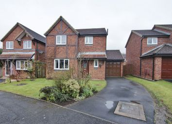 Thumbnail 3 bed detached house for sale in Spring Hill, Freckleton