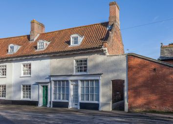 Thumbnail 4 bed town house for sale in Bond Street, Hingham, Norwich