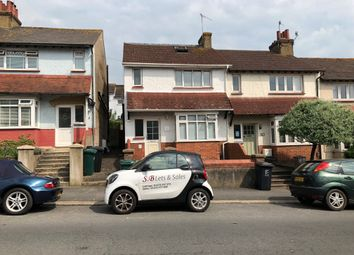 Thumbnail 6 bed semi-detached house to rent in Roedale Road, Brighton