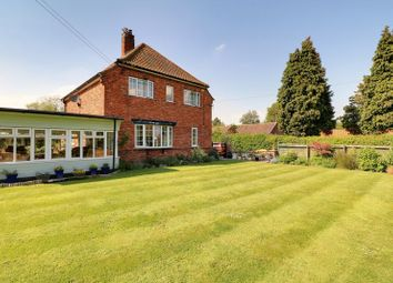 Thumbnail 3 bed detached house for sale in Ferry Road, Goxhill, Barrow-Upon-Humber