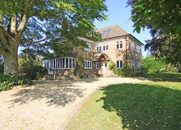 Thumbnail 7 bedroom detached house for sale in Old North Road, Wansford, Peterborough
