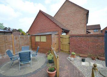 Thumbnail 3 bed detached house for sale in Hainault Avenue, Giffard Park, Milton Keynes