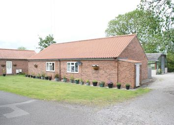 Thumbnail 2 bed semi-detached bungalow for sale in Two Semi Detached Holiday Cottages, Main Street, Shipton By Beningbrough, York