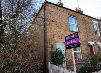 Thumbnail 2 bed end terrace house for sale in High Street, Much Hadham