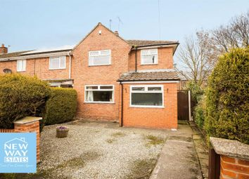 Thumbnail 3 bed end terrace house to rent in Greenfields, Upton, Chester