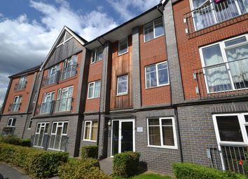 Thumbnail 2 bed flat for sale in Millward Drive, Fenny Stratford, Milton Keynes, Buckinghamshire