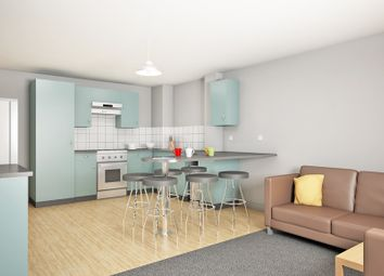 Thumbnail 7 bed flat to rent in Portland Green Student Village, Ouseburn Valley, Newcastle Upon Tyne