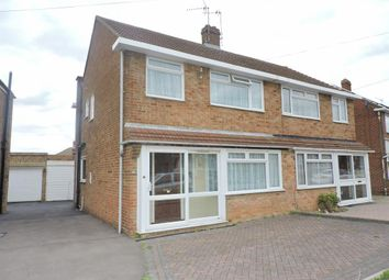 Thumbnail 3 bedroom semi-detached house for sale in Teesdale Road, Dartford