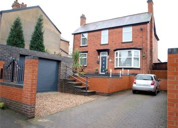 Thumbnail 4 bed detached house for sale in 22 Tutbury Road, Burton-On-Trent, Staffordshire