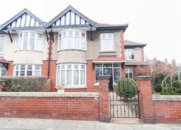 Thumbnail 4 bed semi-detached house for sale in Park Road, Hartlepool