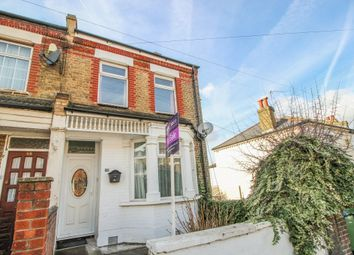 Thumbnail 3 bedroom end terrace house for sale in Purrett Road, London