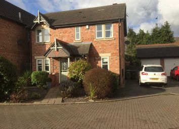 Thumbnail 3 bed detached house to rent in Ashley Grange, Davenham, Northwich