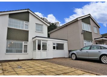 Thumbnail 4 bedroom link-detached house for sale in Woodlands Drive, Thetford
