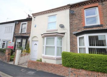 Thumbnail 2 bed terraced house to rent in Woodchurch Lane, Birkenhead