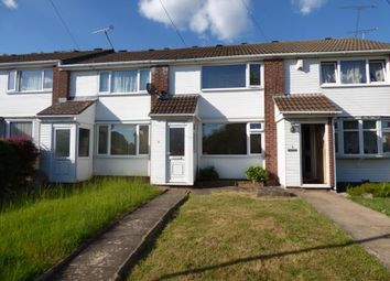 Thumbnail 2 bed terraced house for sale in Walton Close, Binley, Coventry, West Midlands