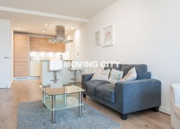 Thumbnail 2 bed flat for sale in Unex Tower, Stratford Plaza, Stratford, London