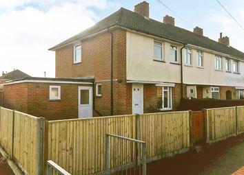 Thumbnail 2 bedroom terraced house for sale in Portal Road, Bridgemary, Gosport