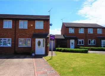 Thumbnail 3 bed semi-detached house for sale in Terence Close, Chatham