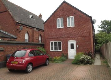 Thumbnail 1 bed semi-detached house to rent in Hunter Street, Burton-On-Trent