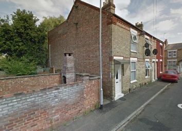 Thumbnail 2 bed terraced house to rent in Cannon Street, Wisbech