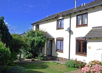 Thumbnail 2 bed terraced house for sale in Nurseries Close, Topsham, Exeter