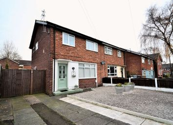 Thumbnail 3 bed semi-detached house for sale in Gower Street, Pendlebury, Swinton, Manchester