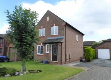 Thumbnail 3 bed detached house for sale in Mouldsworth Close, Northwich, Cheshire
