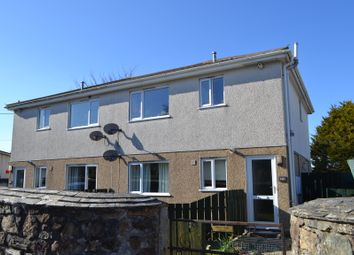 Bodriggy Street, Hayle TR27. 2 bed flat for sale