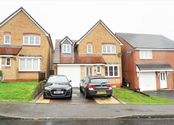 Thumbnail 3 bed detached house for sale in Lamphouse Way, Wolstanton, Newcastle